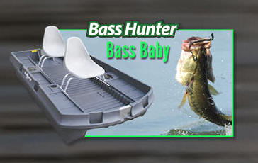 Bass Hunter Boats Outlet Store Small Mini Bass Boats